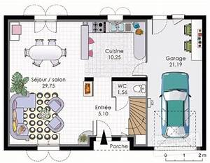 maison classique detail du plan de maison classique With construire sa maison 3d 12 maison fonctionnelle 1 rez de chaussee plans maison et