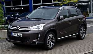 Citroen C4 Aircross 2019 : citro n c4 aircross wikipedia ~ Maxctalentgroup.com Avis de Voitures