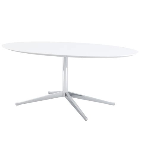 florence knoll table desk florence knoll oval table desk milia shop