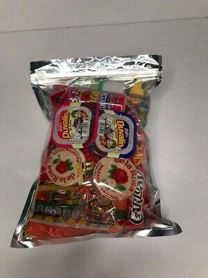 21 Count Mexican Candy SWEET ONLY Care Package Piñata ...
