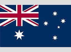 Country flag of Australia Photopublicdomaincom