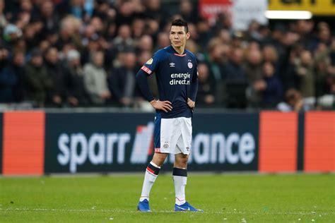 Report: Tottenham 'still lurking' in Hirving Lozano race ...