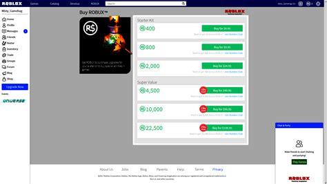 buy robux  roblox   paysafecard gamehag