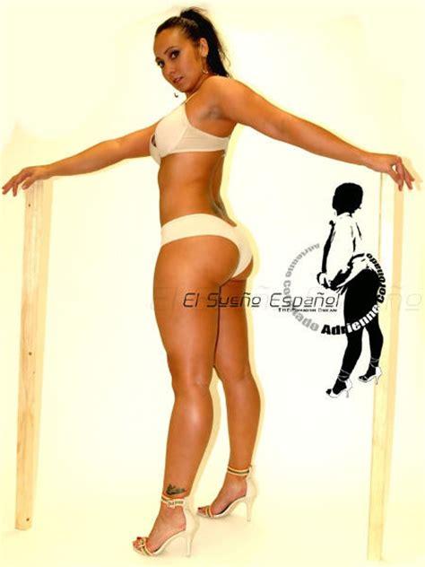 Spanish Big Butt - Adrienne Coronado - Asses Photo