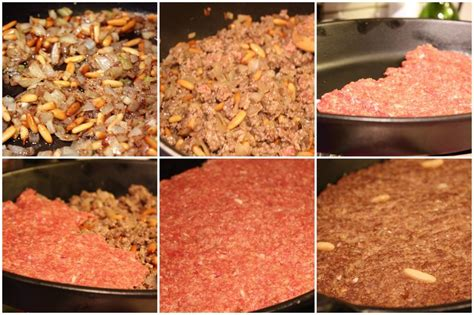 recettes de cuisine libanaise recette libanaise kebbe