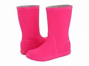 Neon Pink Rain Boots Boot Ri