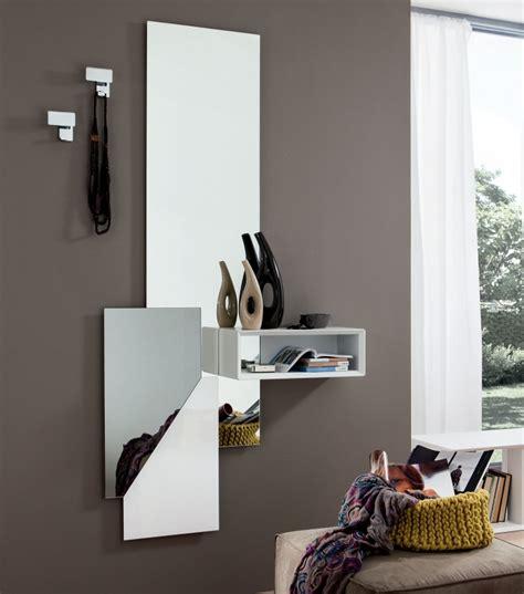 specchio con mensola per ingresso ingresso moderno specchio e mensola pr lego 600 601