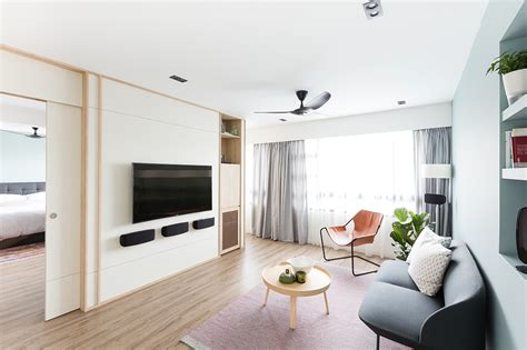 Home Design Ideas For Hdb Flats by A Bright Resale Hdb Flat With A Relaxed Vibe Lookboxliving