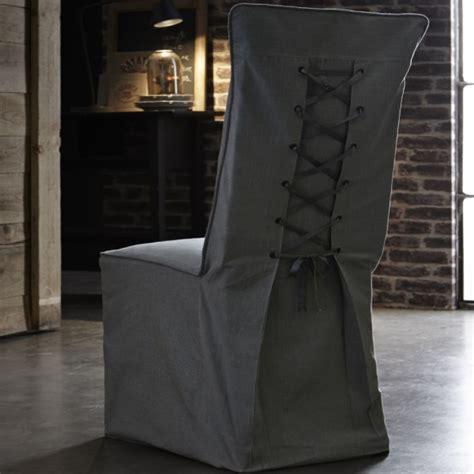 housse de chaise jetable discount housse de chaise mariage en coton gris clair deco mariage badaboum