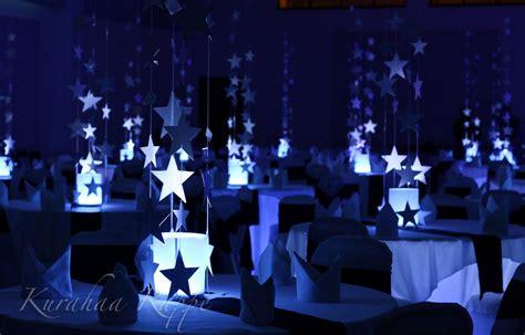 kurahaa rappe stars wedding set  decoration