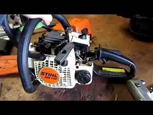Stihl Ms 180 Test : stihl ms180 mini boss ms270 wood boss ms460 muffler mod doovi ~ Buech-reservation.com Haus und Dekorationen