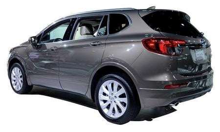 Buick Envision Intro Is Lowkey, Highstakes