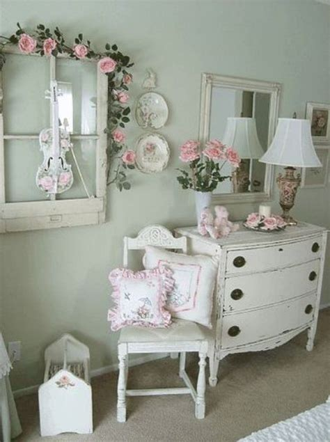 shabby chic bedroom furniture 25 delicate shabby chic bedroom decor ideas shelterness 17042 | 14 white distressed bedroom furniture