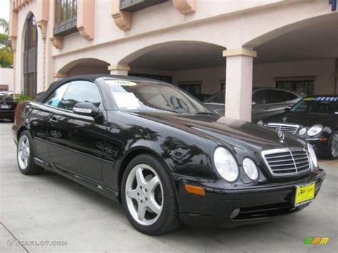 convertible mercedes black 2003 black mercedes benz clk 430 cabriolet 28802024