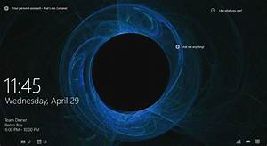 Windows 10にはロックスクリーンに美麗画像をオススメ・変更してくれる機能「Windows Spotlight ...