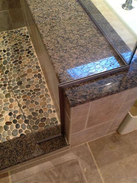 granite threshold granite shower seat threshold bath spas pinterest the rock showers and rocks