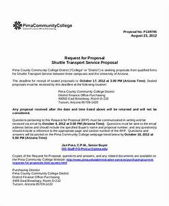 39 business proposal examples samples pdf doc With trucking business proposal letter