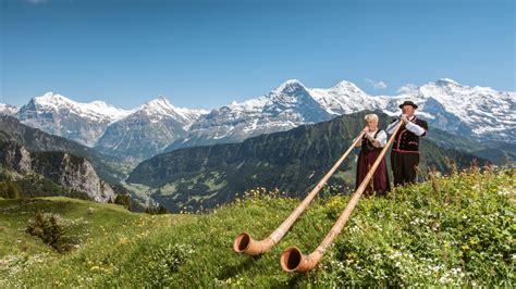 Schynige Platte Jungfrauch