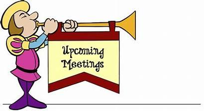 Church Clipart Announcements Meetings Methodist Meeting United