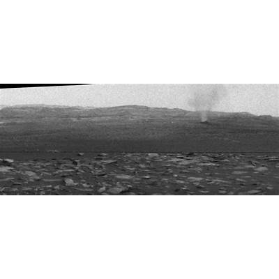 This Is Actual Video of Martian Dust Devils and It's