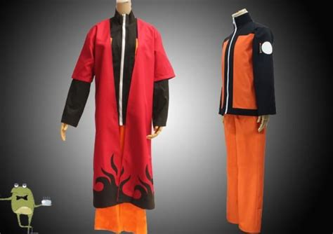 naruto sage mode cosplay cloak coat costume gentlemint