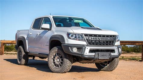 Maybe you would like to learn more about one of these? 2019 Chevrolet Colorado ZR2 Bison: A tougher off-roader ...