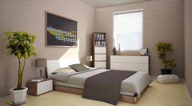 chambre adulte couleur taupe  lin style zen decoration