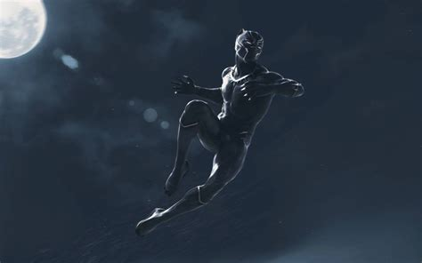 black panther artwork hd wallpapers hd wallpapers id