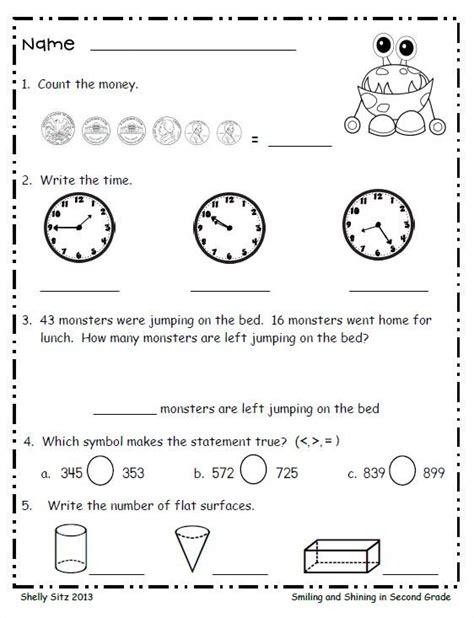 grade writing maths worksheet   class
