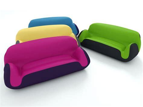 canapé gonflable conforama un canapé gonflable coloré pour votre salon