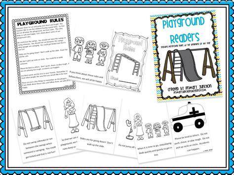 playground fluency sheet amp emerging reader 417 | Slide1