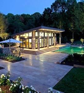 McLean & Great Falls Pergola, Porch & Pool House Design
