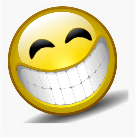 Smile Teeth Emoji Png - Smile Png , Free Transparent Clipart - ClipartKey