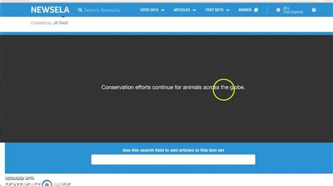 Get insider secrets including how to send and more. This video talks about the NEWSELA tool, and gives a ...
