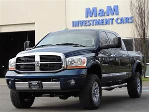 2006 Dodge Ram 3500 Laramie   Mega Cab   4x4    5 9l Diesel