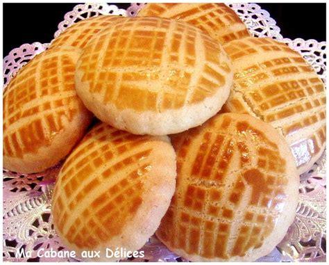 cuisine algerienne croquants aux amandes cuisinez avec djouza de
