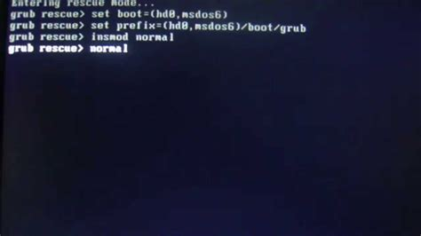 Grub Rescue Boot by Boot Into Windows 8 7 Xp In Grub Rescue Mode
