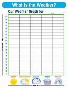 temperature line graph template - weather graph worksheet kindergarten kindergarten