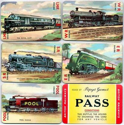 Express 1955 Pepys Card 2nd Edition Cards