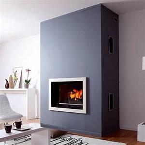 Cheminée Centrale Prix : cheminee moderne prix ~ Premium-room.com Idées de Décoration