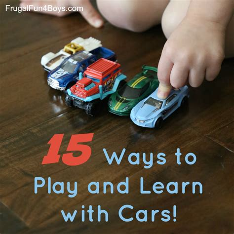 learning activities for who cars frugal 494 | Cars Better FB