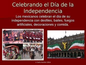 Independencia de Mexico PP Español by Sofia Huitron | TpT