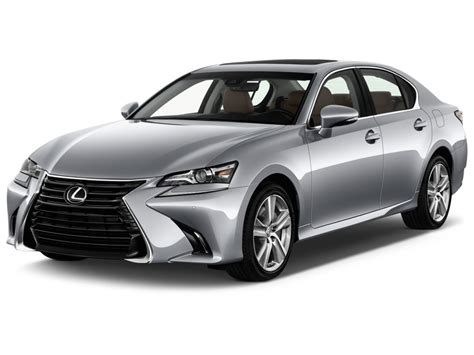 sporty lexus 4 door image 2016 lexus gs 200t 4 door sedan rwd angular front