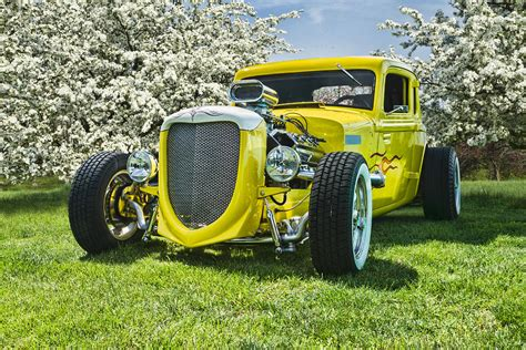 Classic Car Spring Photograph By Lindley Johnson