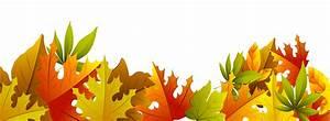 Decorative autumn leaves clipart - Clipartix