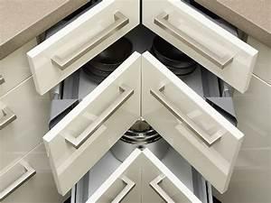 Meuble Coin Cuisine : meuble cuisine en coin cuisine en image ~ Teatrodelosmanantiales.com Idées de Décoration