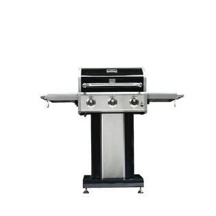 three burner patio grill kenmore outdoor cooking from sears
