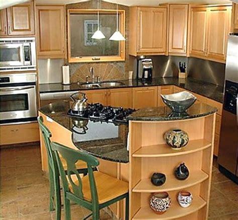 compact kitchen island reformar una cocina y montar una isla en poco espacio 2403