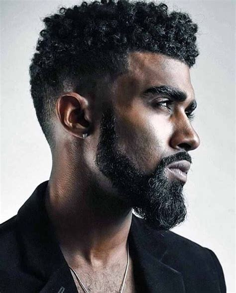 image result for black men curly hair curly hair men