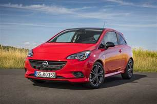 Opel Corsa new 150ps opel corsa s is the next best thing to an opc